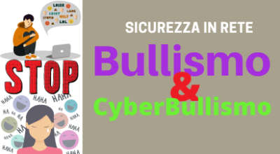 Sicurezza in rete – Bullismo e Cyberbullismo